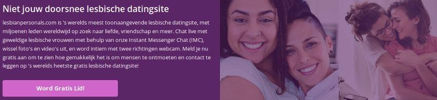 ontmoet lesbische vrouwen in uw huis en in Nederland