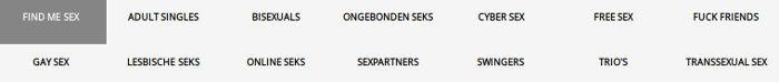 AdultFriendFinder heeft een forum, live chat, zoekfilters voor datingsite, live chat, zoek filters voor datingsite