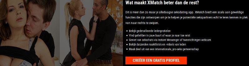Xmatch is een datingsite voor volwassenen